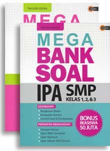 Buku Lengkap Belajar Menghadapi Ujian Smp Cmedia