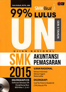99 Lulus Un Smk 2015 Akuntansi Pemasaran Cmedia