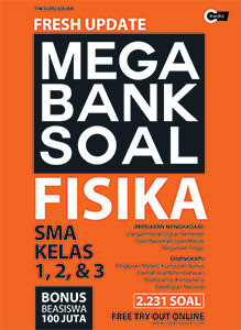 Fresh Update Mega Bank Soal Fisika Sma Kelas 1 2 Amp 3 Cmedia