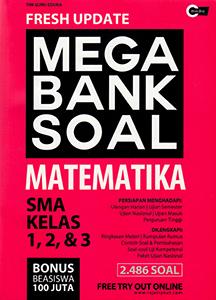 Fresh Update Mega Bank Soal Matematika Sma Kelas 1 2 Amp 3 Cmedia