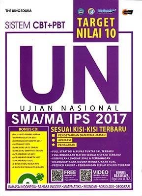 Target Nilai 10 Un Sma Ma Ips 2017 Cmedia