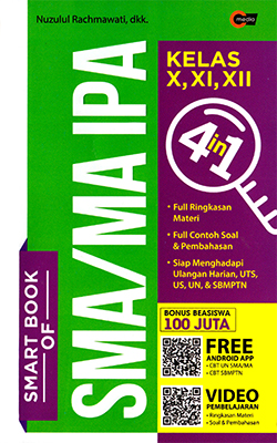 smart-book-of-sma-ma-ipa-kelas-x-xi-xii