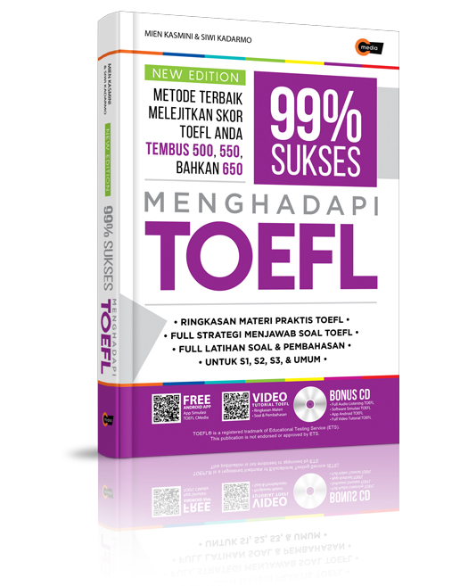 New Edition 99 Sukses Menghadapi Toefl Cmedia