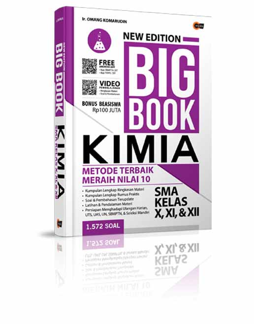 New Edition Big Book Kimia Sma Kelas X Xi Amp Xii Cmedia
