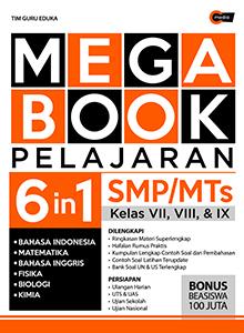Mega Book Pelajaran Smp Mts Kelas Vii Viii Amp Ix Cmedia
