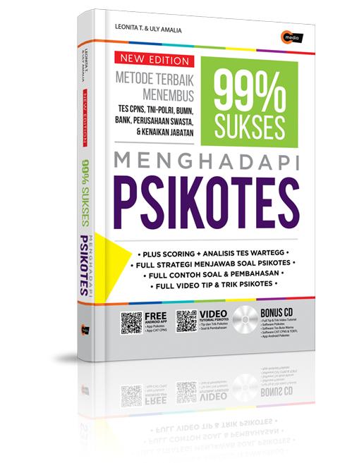 New Edition 99 Sukses Menghadapi Psikotes Cmedia