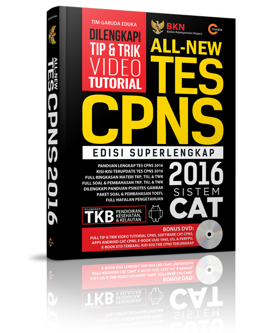 All New Tes Cpns 2016 Cmedia