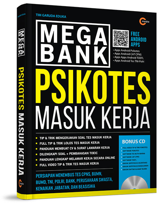 Mega Bank Psikotes Masuk Kerja Cmedia