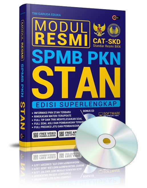 panduan resmi spmb pkn stan