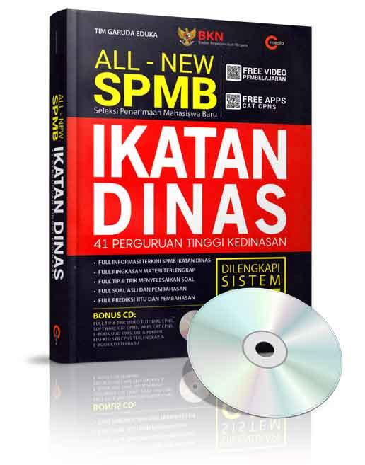 all new spmb ikatan dinas