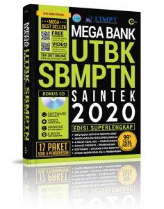 mega bank utbk sbmptn saintek 2020